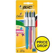 BIC 4 Colour Shine...