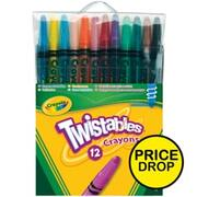 Crayola 12 Twistable...