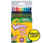 Crayola 10 Twistable...