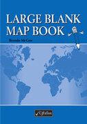 Large Blank Mapbook