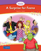 Surprise For Feena...