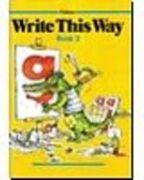 Write This Way...