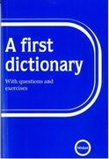 First Dictionary...
