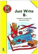 Just Write B1...