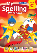 My Spelling Workbook...