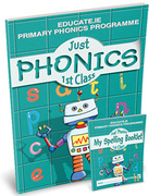 Just Phonics 1st...
